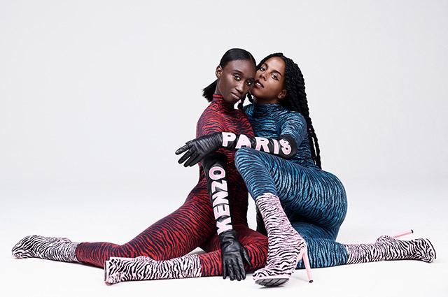 От именного магазина Рианны до первых луков Kenzo x H&M: о чем еще говорили в мире моде на этой неделе