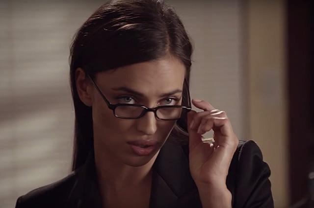 Ирина Шейк в роли адвоката: модель снялась в эпизоде сериала Cop Show