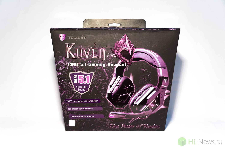 Tesoro Kuven Pro 01
