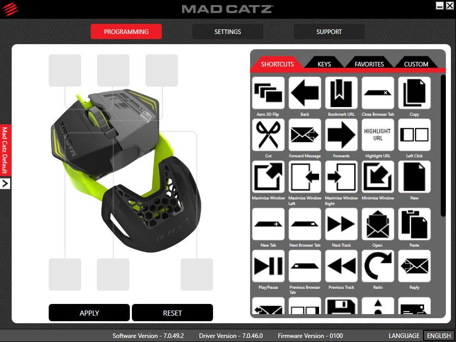 Mad Catz RAT1 19