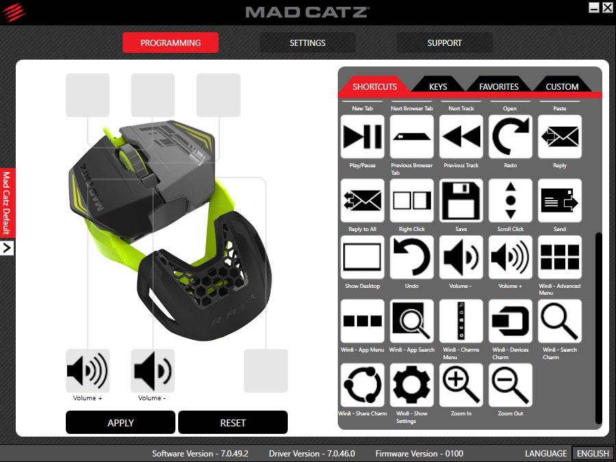 Mad Catz RAT1 20