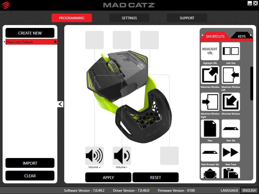 Mad Catz RAT1 22