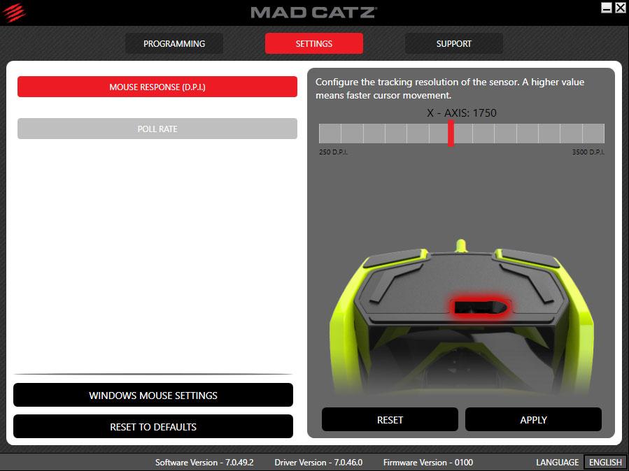 Mad Catz RAT1 23