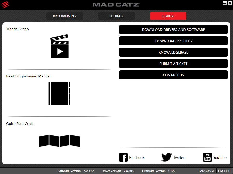 Mad Catz RAT1 25