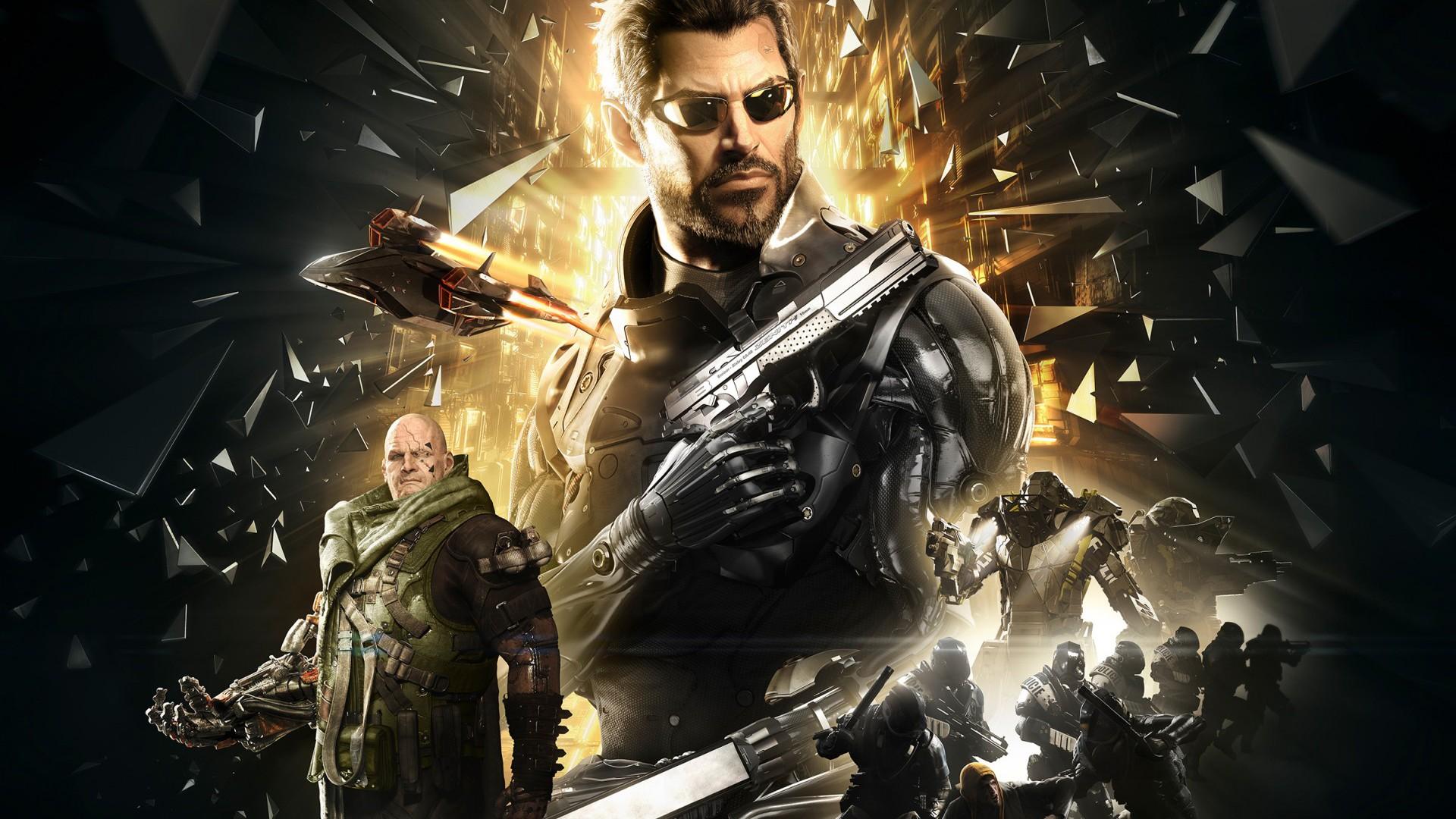 Deus Ex Mankind Divided 11