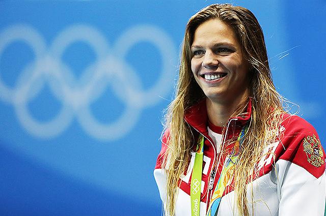 Олимпиада-2016: пловчиха Юлия Ефимова завоевала вторую серебряную медаль