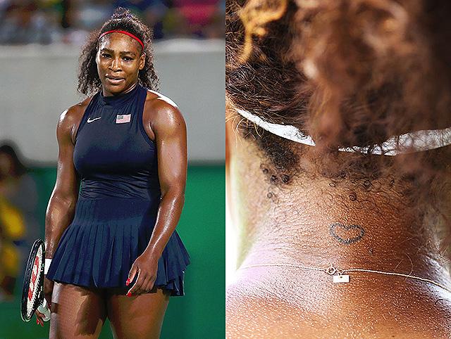 Олимпийские кольца, сердечки и дикие животные: какие татуировки делают себе участники Олимпийских игр