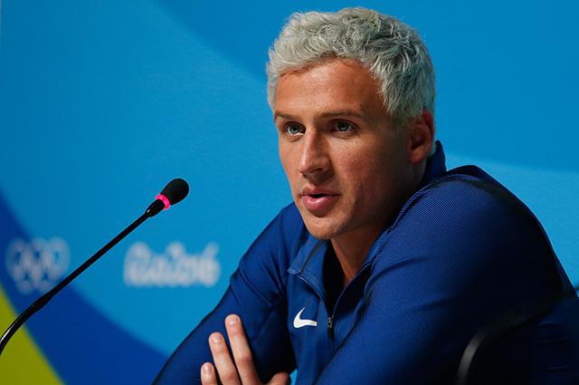 Расплата за скандал: Райан Лохте лишился выгодных контрактов из-за своего поведения на Олимпиаде
