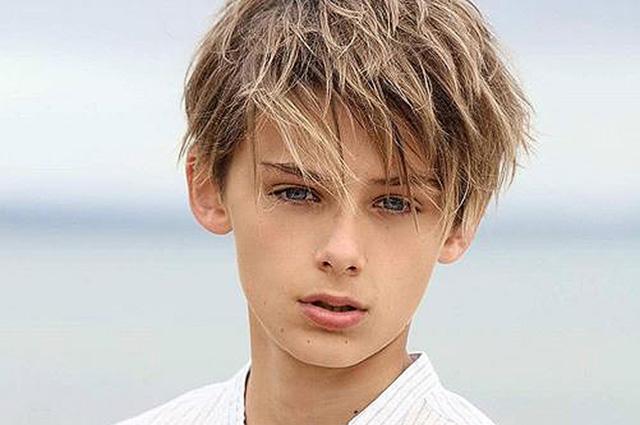 """""""Самый красивый мальчик в мире"""": пользователи Интернета сходят с ума по 12-летнему Уильяму Франклину-Миллеру"""