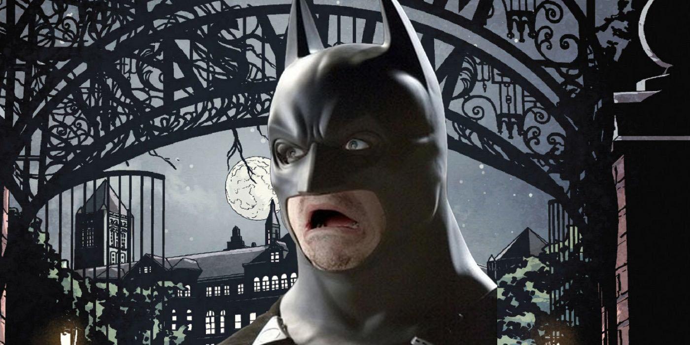 Сконструирован полностью функциональный костюм Бэтмена