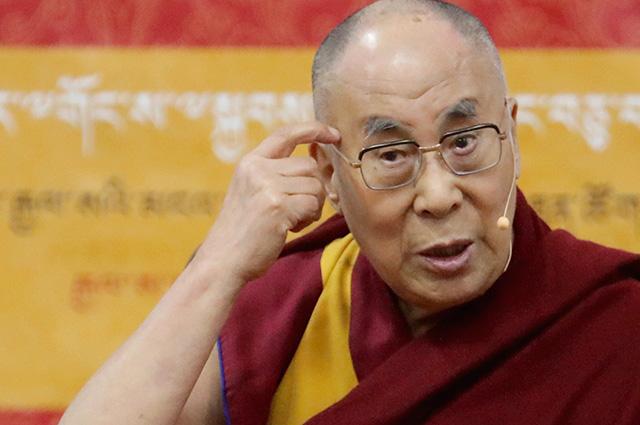 Далай-лама прокомментировал развод Анджелины Джоли и Брэда Питта