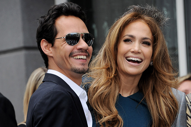 Дженнифер Лопес рассказала о сценическом воссоединении со своим бывшим мужем Марком Энтони