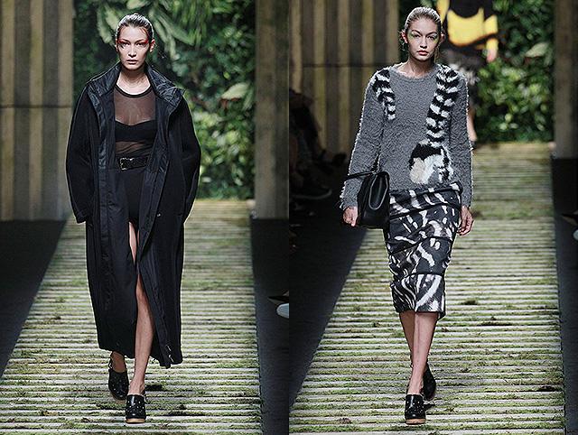 Неделя моды в Милане: Max Mara, Alberta Ferretti, Philipp Plein весна-лето 2017