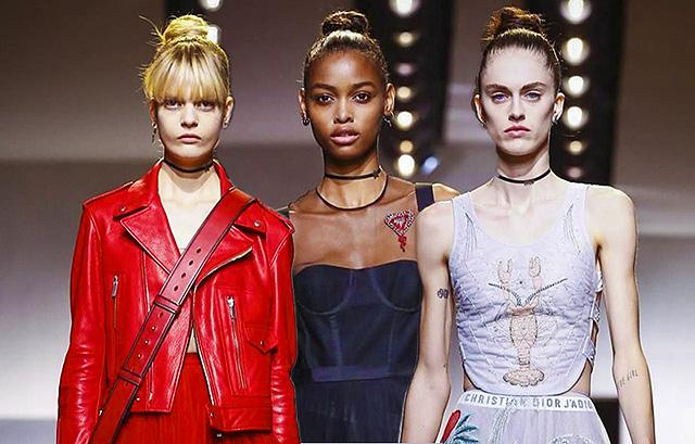 Неделя моды в Париже: Christian Dior весна-лето 2017