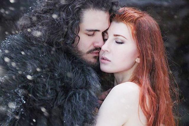 """Российские двойники персонажей из """"Игры престолов"""" покорили пользователей Интернета"""