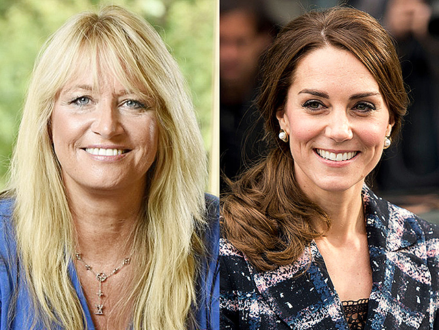 Косметолог Дебора Митчелл: что мы знаем о женщине, которая работает с Кейт Миддлтон