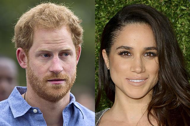 Принц Гарри познакомил свою новую возлюбленную Меган Маркл с семьей