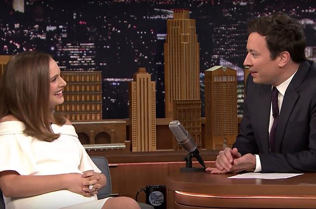 """Натали Портман пошутила о своем положении: """"Я не настолько беременна, как может показаться"""""""