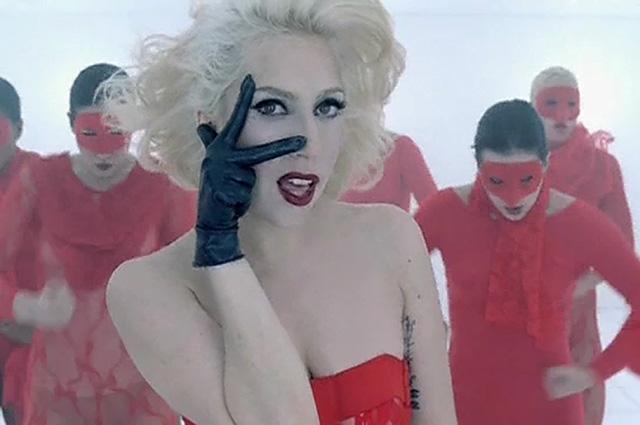 Ученые признали песню Леди Гаги Bad Romance самой привязчивой