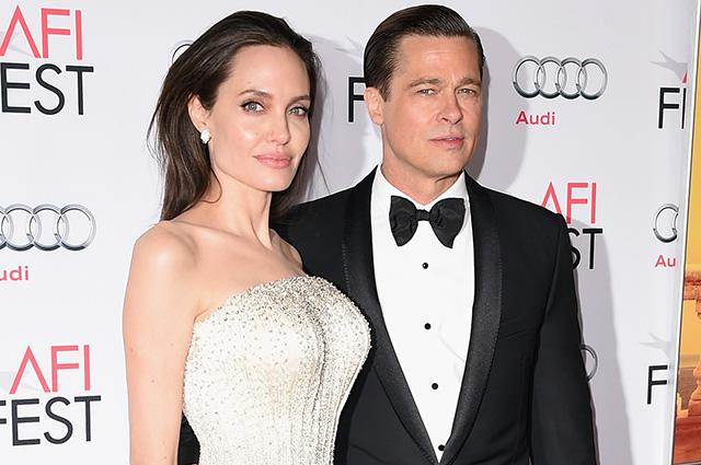 Анджелина Джоли удивилась новой просьбе Брэда Питта засекретить личную информацию детей и семьи