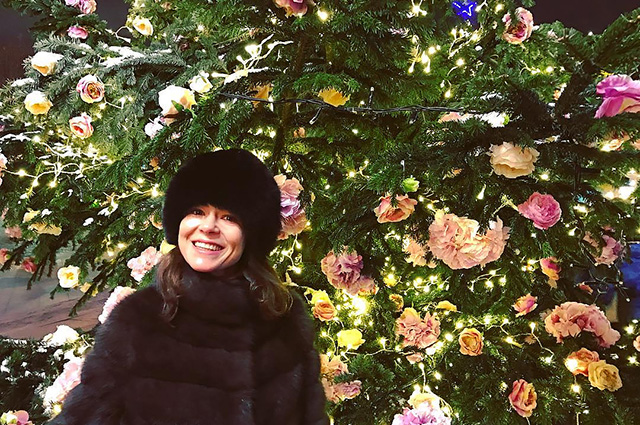 Елена Лядова и Владимир Вдовиченков в предвкушении Нового года: танцы и новые видео от актерской пары