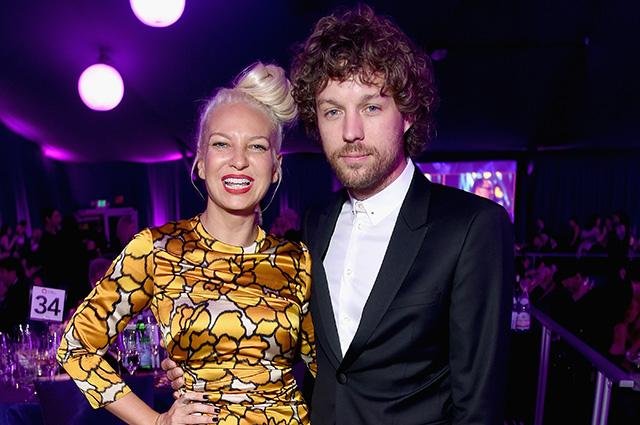 Певица Sia подала документы на развод с Эриком Андерсом Лангом