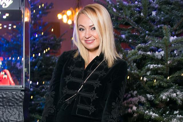 Яна Рудковская, Алика Смехова и другие на светской елке