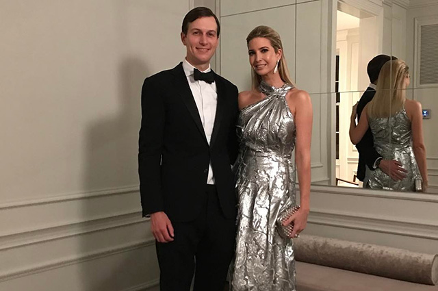Реакция Иванки Трамп на скандал с платьем: дочь президента США чувствует себя ужасно