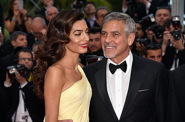 Джордж Клуни рассказал, как готовится стать отцом