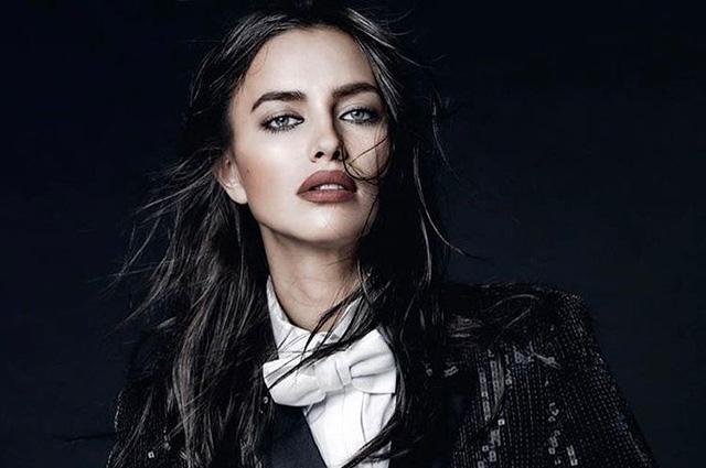 Ирина Шейк в рекламе новой помады L`Oreal Paris