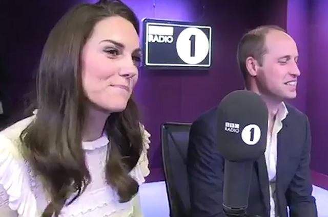 Кейт Миддлтон и принц Уильям дали интервью на радио: разговор о детях, драке с принцем Гарри и скандальном танце Уильяма