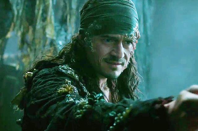 """Орландо Блум, Джонни Депп, Хавьер Бардем в новом трейлере продолжения """"Пиратов Карибского моря"""""""