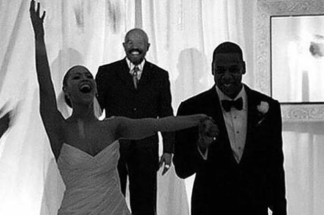 Тина Ноулз трогательно поздравила Бейонсе и Джей Зи с девятой годовщиной свадьбы