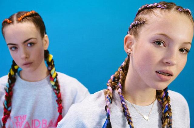 14-летняя дочь Кейт Мосс Лила Грэйс снялась в своей первой рекламной кампании