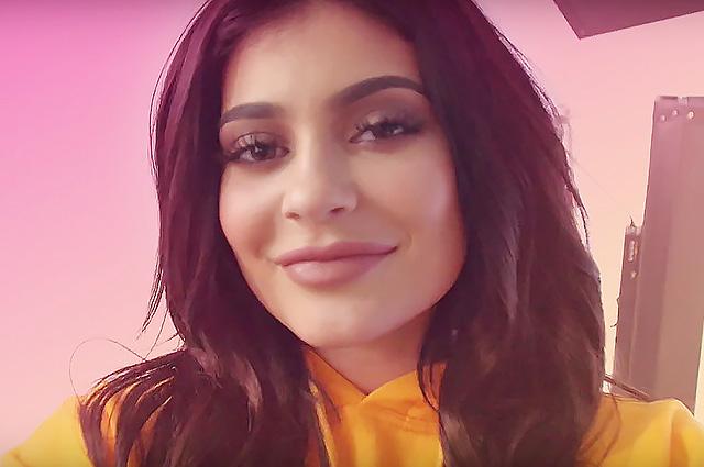 Кайли Дженнер в первом тизере своего нового телешоу Life of Kylie