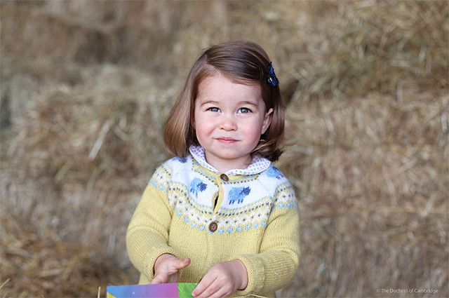 Принцессе Шарлотте два года: 10 интересных фактов о дочери Кейт Миддлтон и принца Уильяма