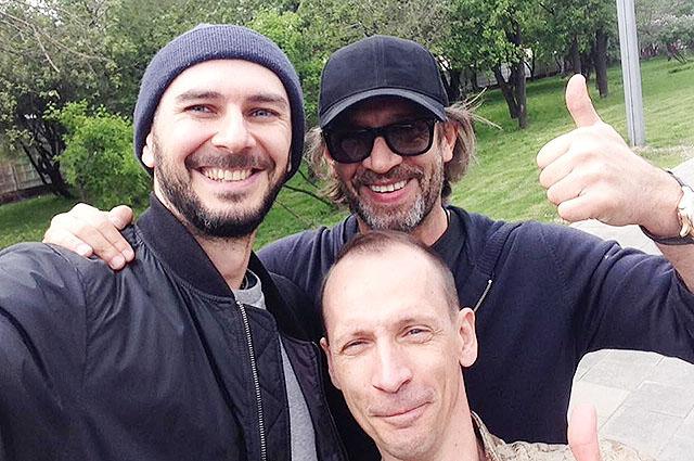 Актер Владимир Машков спас семью уток в Москве