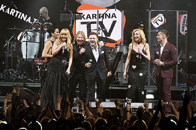 Кристина Орбакайте, Валерия, Николай Басков и другие звезды на юбилейном концерте Виктора Дробыша в Нью-Йорке