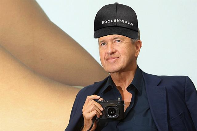 От ордена Марио Тестино до бренда Boolenciaga: о чем еще говорили в моде на этой неделе