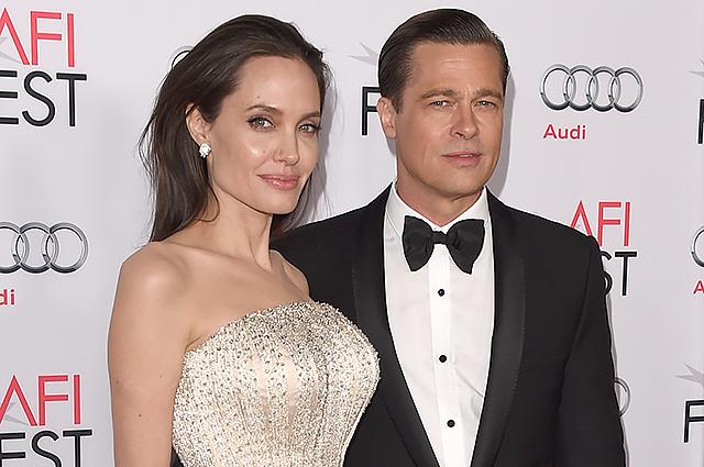 """Анджелина Джоли учится быть домохозяйкой после развода с Брэдом Питтом: """"Домом у нас всегда занимался Брэд"""""""