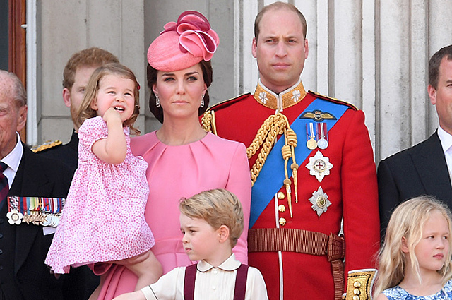 Кейт Миддлтон и принц Уильям рассказали о культурном и спортивном развитии своих детей