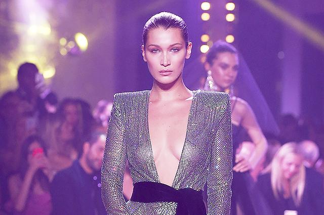 Неделя моды в Париже: показ Alexandre Vauthier Couture осень-зима 2017-18