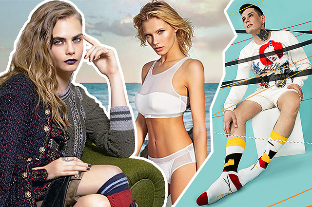 От нового видео Chanel до коллекции носков для Третьяковской галереи: о чем еще говорили в моде на этой неделе