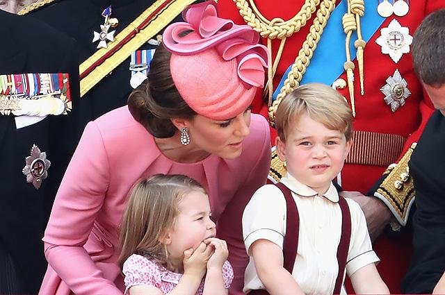 Кейт Миддлтон и принц Уильям готовятся проводить принца Джорджа в новую школу