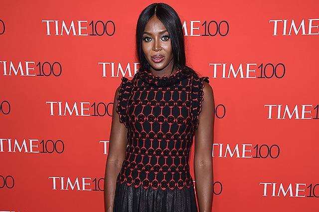 Наоми Кэмпбелл раскритиковала Vogue за расовое однообразие
