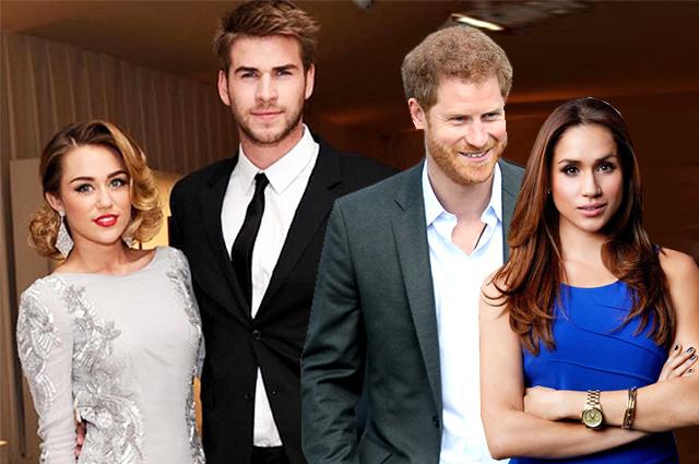 Девять звездных пар, которые подтвердили свои отношения, не произнося ни слова