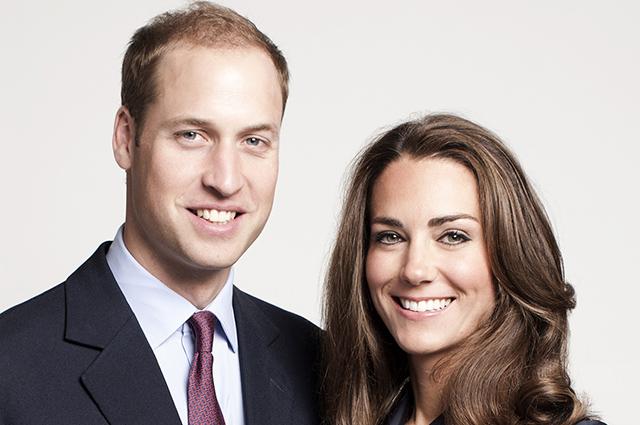 Принц Уильям впервые прокомментировал новость о беременности Кейт Миддлтон