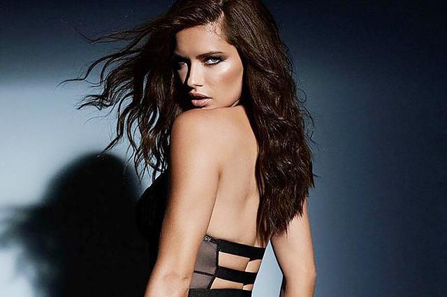 Адриана Лима и Алессандра Амбросио снялись в горячей фотосессии для рекламной кампании Victoria's Secret