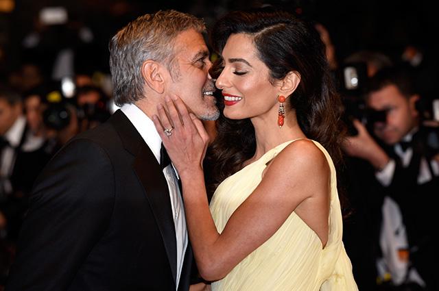 """Джордж Клуни о детях: """"Элла изящна и похожа на Амаль, а Александр смеется громче всех в комнате"""""""