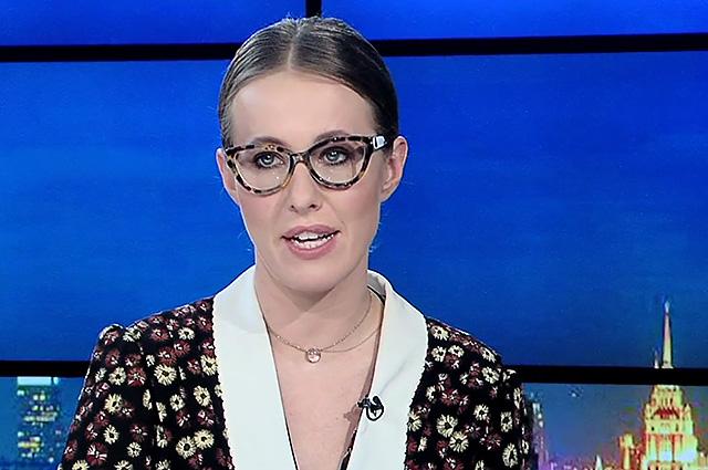 Первое интервью Ксении Собчак после объявления о ее участии в президентских выборах